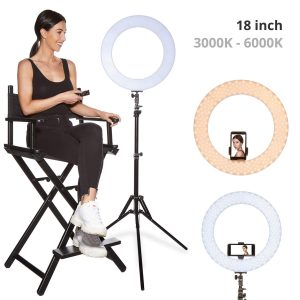 Inkeltech 18-inch Ring Light