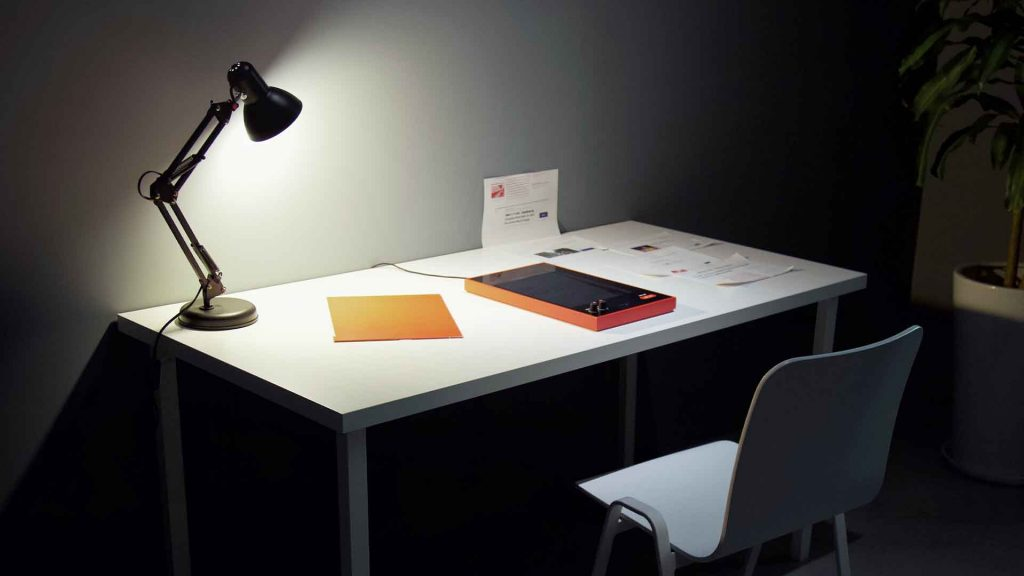 best led desk lamps