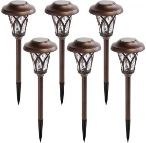Gigalumi 6-Pack Pathway Lights