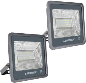 Lepower 2-Pack LED Work Light IP66