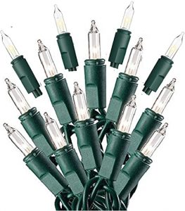 Prextex 100 Green Wire Light